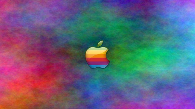 graphics, pattern, apple