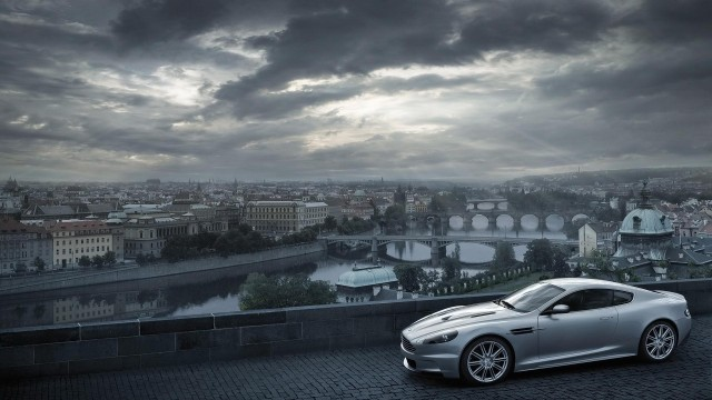 cities, cars, dark, aston-martin