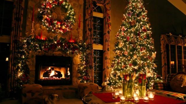 Christmas Hd Free Desktop Wallpapers