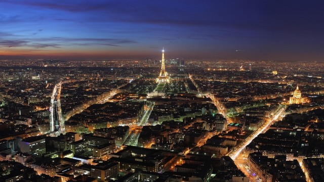 Night City Paris