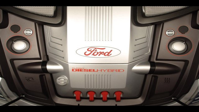 2006 ford reflex concept. 2006 Ford Reflex Concept