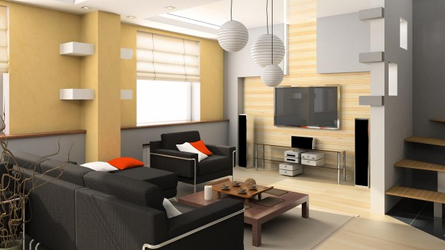 interior, design, furniture