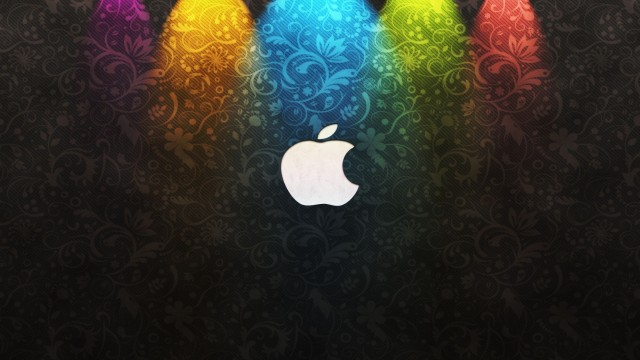 Miscellaneous wallpapers- Beautiful Apple Logo Design HD