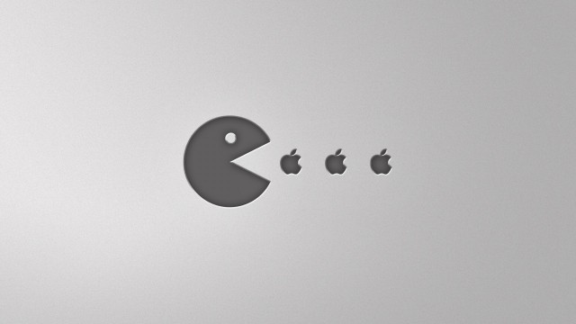 pacman mac apple HD