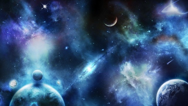 Space wallpapers vol.2