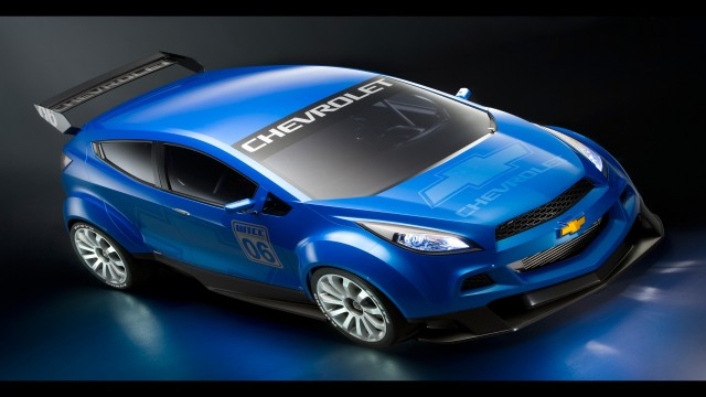 Chevrolet WTCC Ultra Concept top